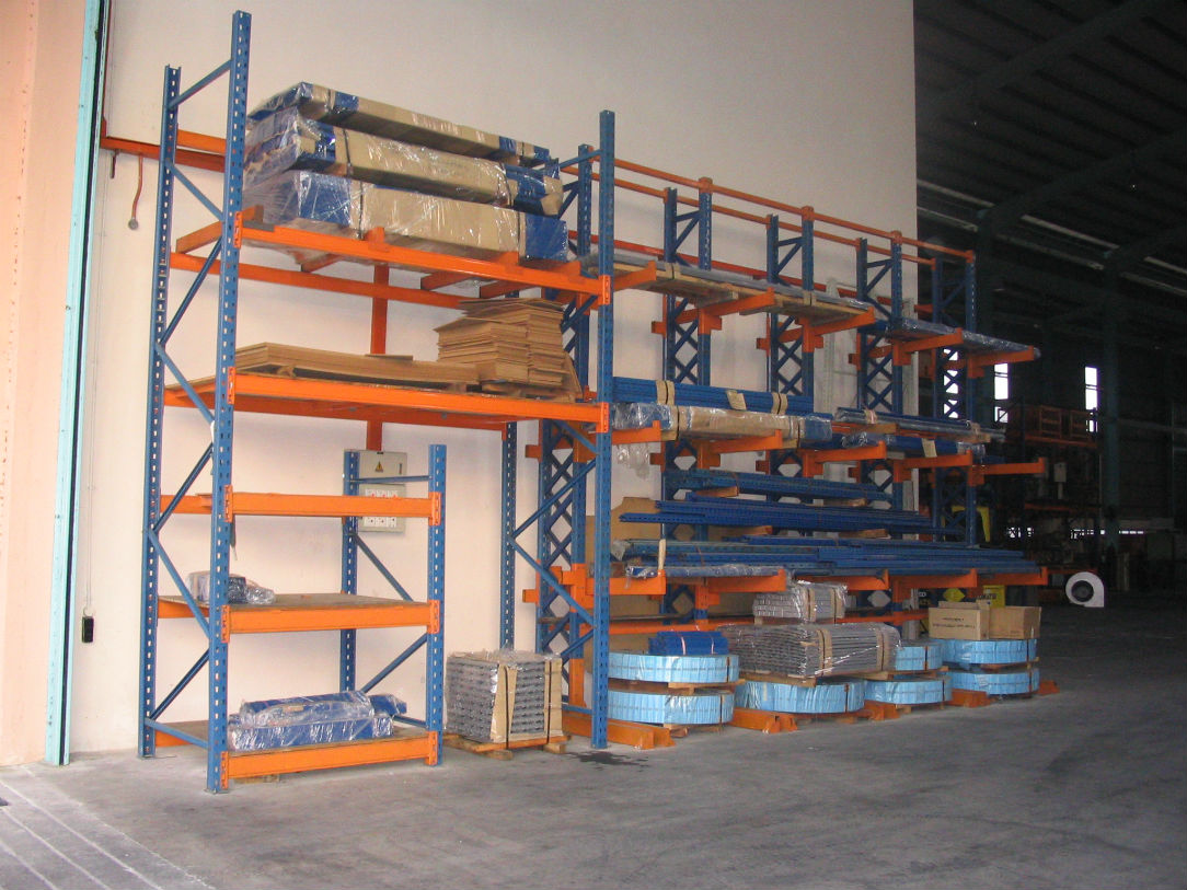 product towers heavy rack full archives cantilever extra racks uprights single sided duty blue category